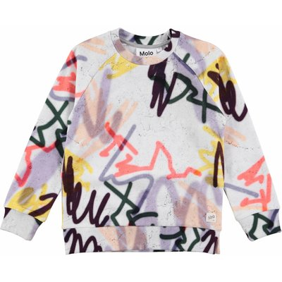 d0d207ecfec sweater Graffiti - KoelzKidz kinderkleding