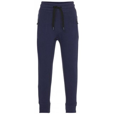 Molo Sweatpants Navy Blazer