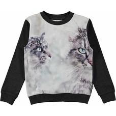 bacebdb316c Molo Molo shirt Snow Cats