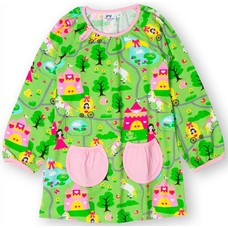 JNY tunic Princess Castle