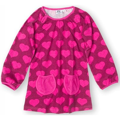 JNY tunic heart