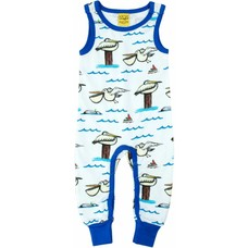 Duns Sweden playsuit Pelican