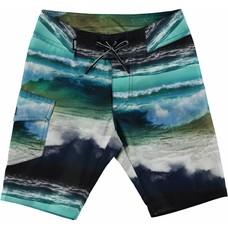 Molo swim shorts Ocean Stripe