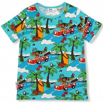 JNY Design shirt On the Road