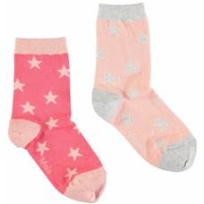 Molo sokken Dusty Pink (2-pack)