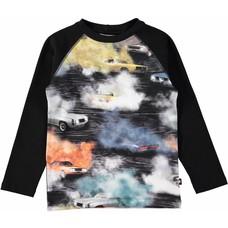 Molo shirt Burnout ls zwart