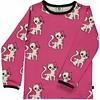 Smafolk shirt Cat pink