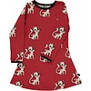 Smafolk dress Cat red