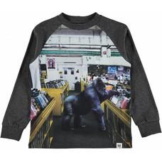 Molo shirt Record Store Colour