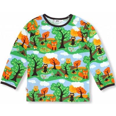 JNY Design shirt Little Wood