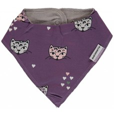 Maxomorra slab/bib Kitty Cat