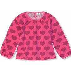 JNY Design Heart shirt
