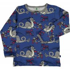 Smafolk shirt Castle blauw