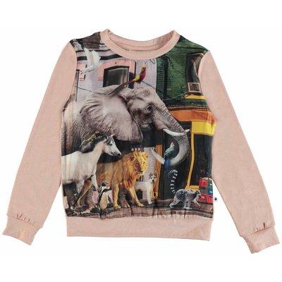 Molo shirt Animals of the World