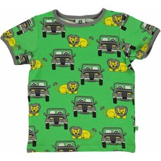 Smafolk shirt SUV and Lion