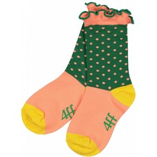 4FunkyFlavours socks Trying to make Ends Meet
