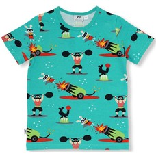 JNY Design shirt Super Rabbit ss