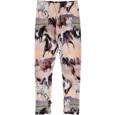 Molo leggings Wild Horses