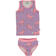 Smafolk underwear set Pony