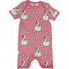 Smafolk summersuit Baby Swan
