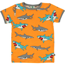 Smafolk shirt Shark orange
