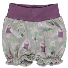 Maxomorra shorts Budgie