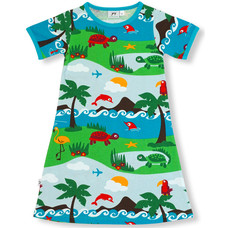 JNY dress Dolphin Island