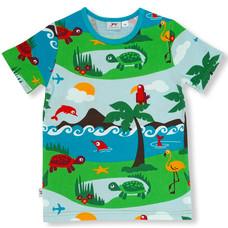 JNY shirt Dolphin Island