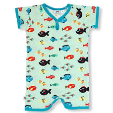 JNY summersuit Swimming Fish