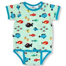 JNY romper Swimming Fish