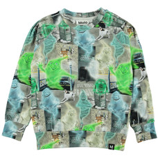 Molo shirt Ghost City
