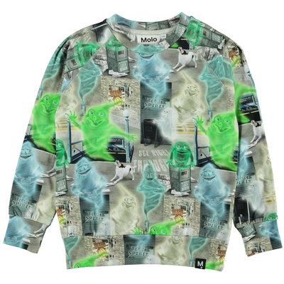 Molo shirt Ghost City