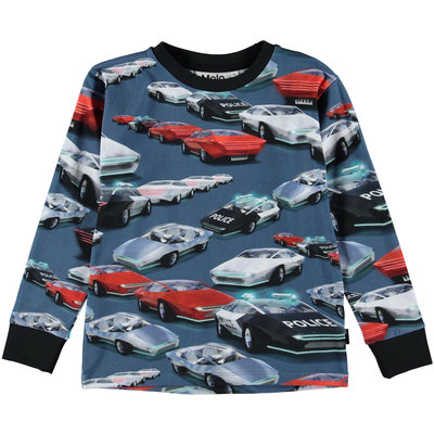 Molo shirt Self-Driving Cars ls