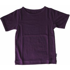 Snoozy Scandinavia Purple shirt ss