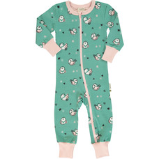 Maxomorra jumpsuit Little Sparrow slim