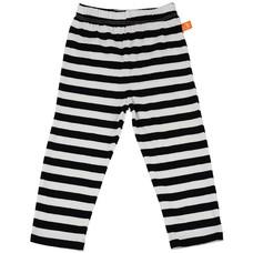 Lipfish leggings black / white