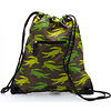 Zebra Trends gym / swimming bag Croco