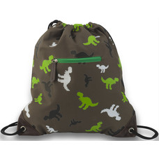 Zebra Trends gym / swimming bag Pixel Dino
