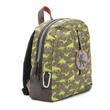 Zebra Trends backpack Dino green