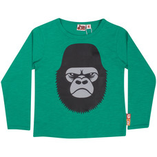 DYR shirt Gorilla cold green