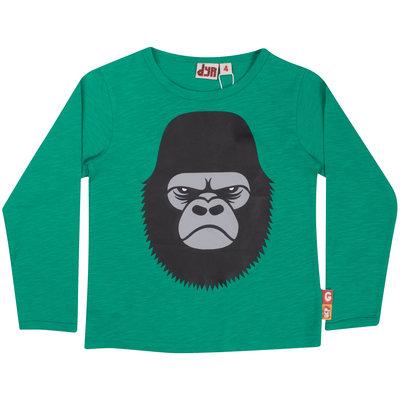 DYR shirt Gorilla cold green