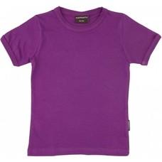 Maxomorra shirt Purple ss