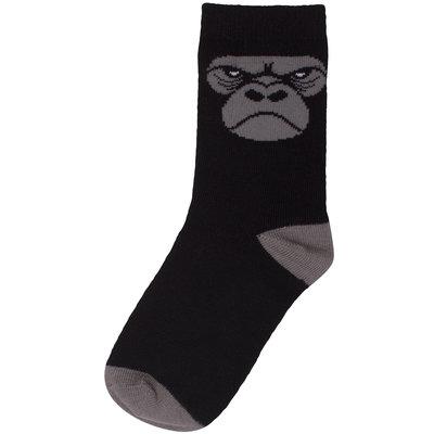 Danefae DYR sokken Gorilla zwart