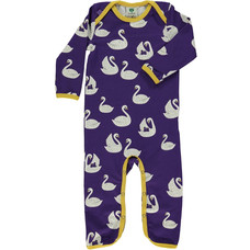 Smafolk jumpsuit Swans purple