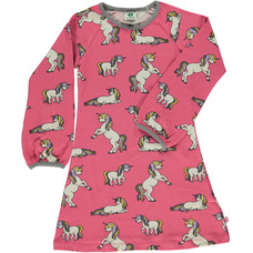 Smafolk dress Unicorn rose