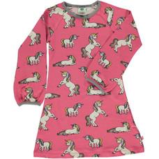 Smafolk jurk Unicorn rose