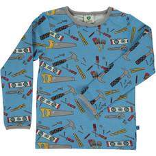 Smafolk shirt Tools blue