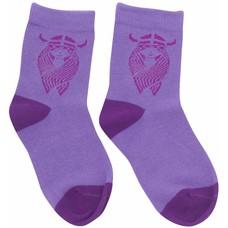 Danefae Freja purple sock