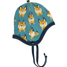Maxomorra baby hat Lively Lynx