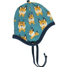 Maxomorra baby hat Lively Lynx